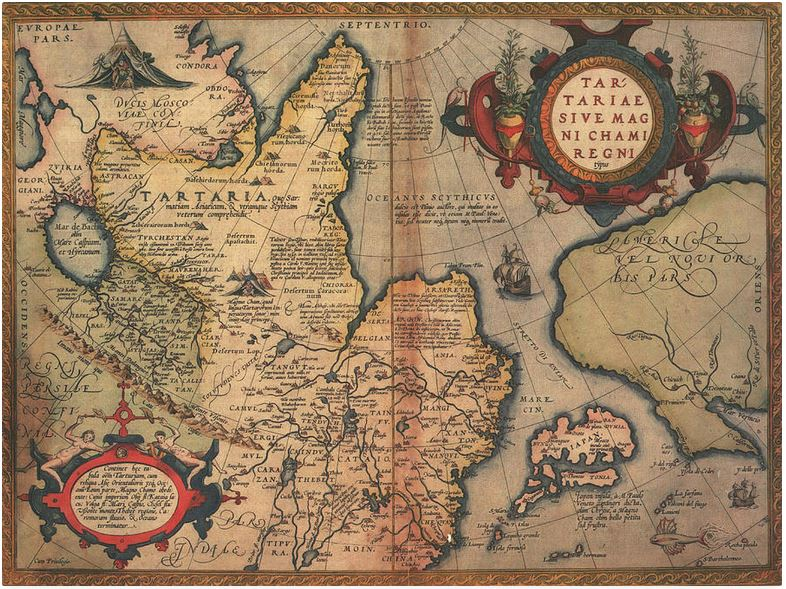 Full Nerd: Maps and the Making of Civilization plus Weekend Listening