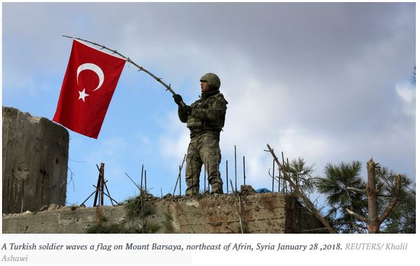 NATO may be Cooked-How Turkey is Stirring Conflict in the Region: Part I