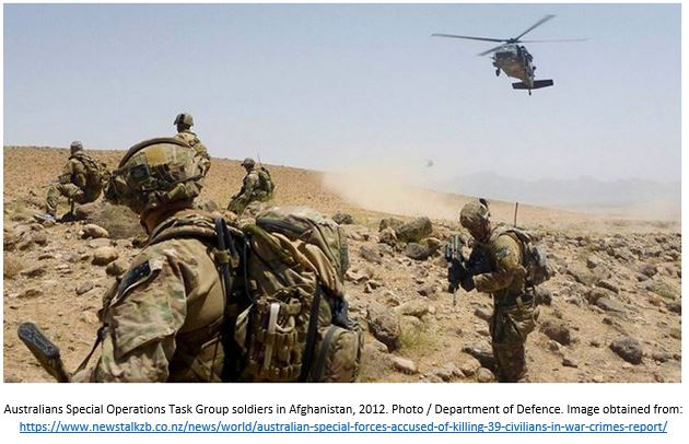 Creating Terrorists Since 2005: Australian special forces allegedly killed 39 unarmed Afghans – Reuters