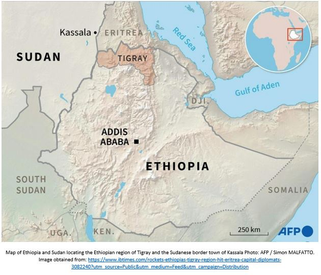 Update: What is Going on in Ethiopia?