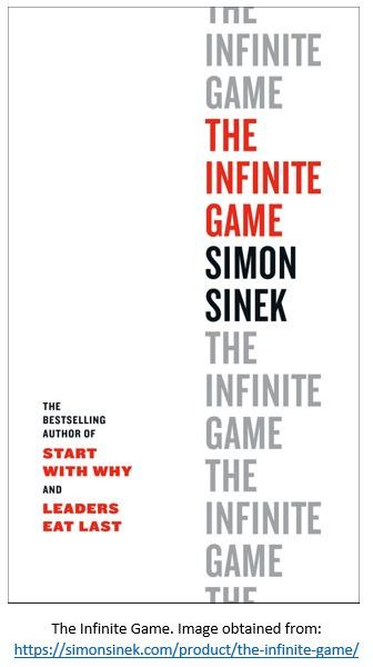 Weekend Inspiration for Works of Love and The Infinite Game